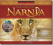 Chronicles of Narnia radio theatre
