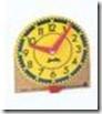 mini Judy clock