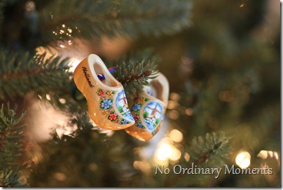 A Few Of Our Special Christmas Ornaments