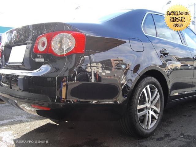 VW ジェッタ 07y 実践大賞2009 12月度