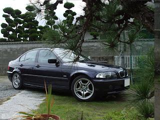 BMW 320i 02y 実践3年目