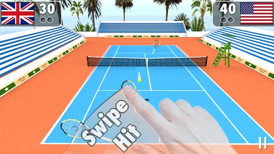 网球 3D