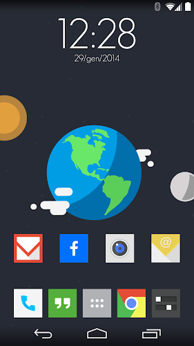 OnePX - Icon Pack - screenshot