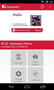 Stony Brook Campus Card- screenshot thumbnail