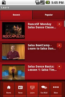 Salsa Dance - screenshot thumbnail