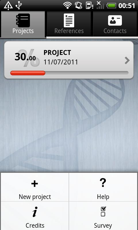 MIQE qPCR- screenshot