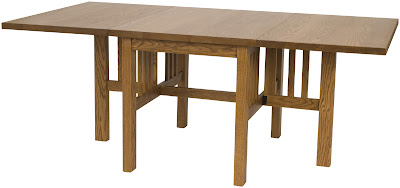 gateleg mission dining room table dining table in the gateleg