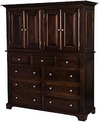hudson armoire dresser