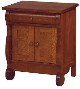 classic nightstand