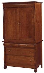classic armoire dresser