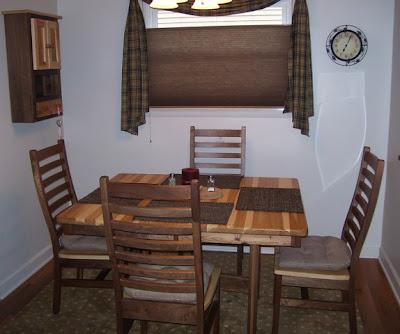 Washington dining set