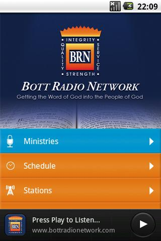 Bott Radio - screenshot