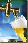 розлив живого пива