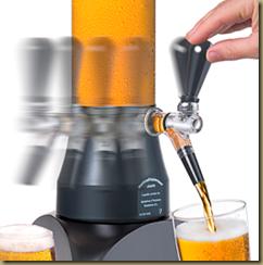 пивная башня, пивная колба для баров, для домашнего бара