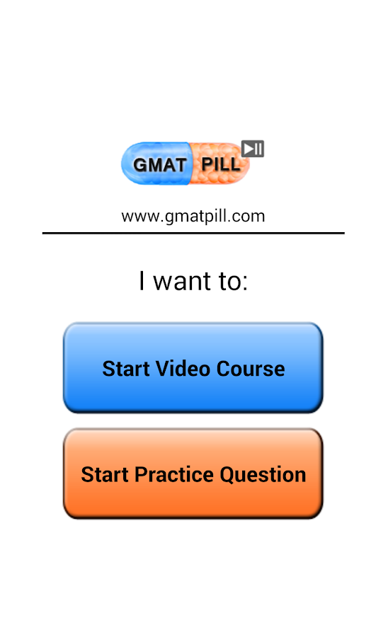 GMAT Pill HD+- screenshot
