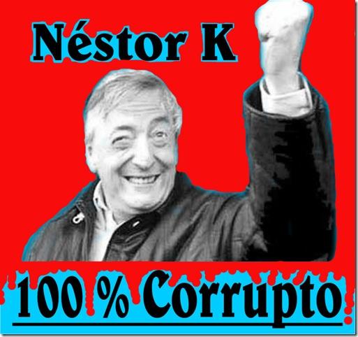 Resultado de imagen para nestor kirchner corrupto
