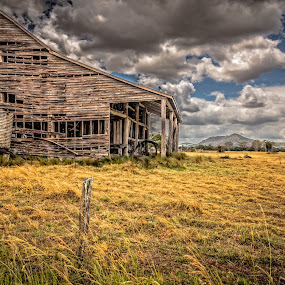Left to Rot by Esther Visser - Buildings & Architecture Decaying & Abandoned ( #derelict, #decay, #old, #countryside, #abandoned, , abandoned, building )