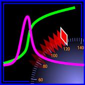 G-GPS-Speedログ&ビュー:加速度,GPS,速度計測