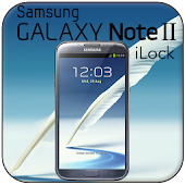 Smart Samsung Note 2 iLock