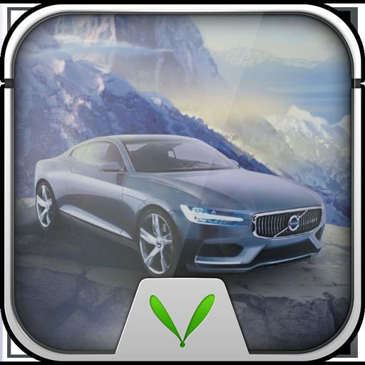 個人化必備App|Volvo Concept Coupe Locker LOGO-綠色工廠好玩App