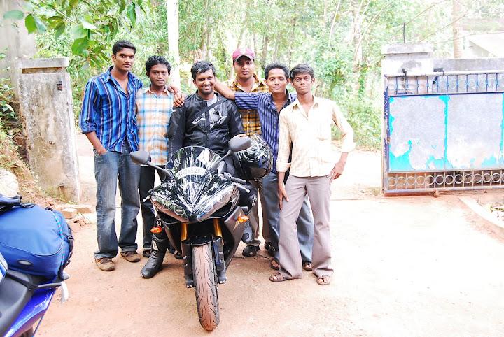 homer motorrad gang