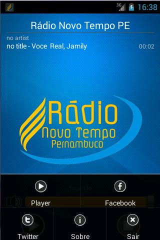 Rádio Novo Tempo PE