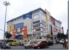 Chennai AMPA SKYWALK MALL