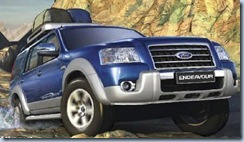 ford- endeavour thunder