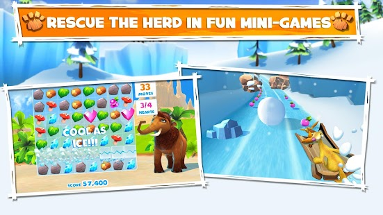 Ice Age Adventures for PC-Windows 7,8,10 and Mac apk screenshot 9