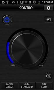 Pioneer ControlApp - screenshot thumbnail