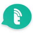 Talkray - Gratis bellen en teksten icon