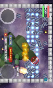 Galactic Iron Wars Free - screenshot thumbnail