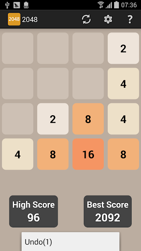 2048 - Play on Crazy Games