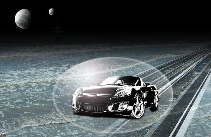 Fotos Gratis Artísticas - El coche opel fantástico
