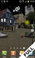 Screenshot of Castle Cat FREE Live Wallpaper