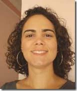 foto de Flávia Machado, mestre em audiodescrição