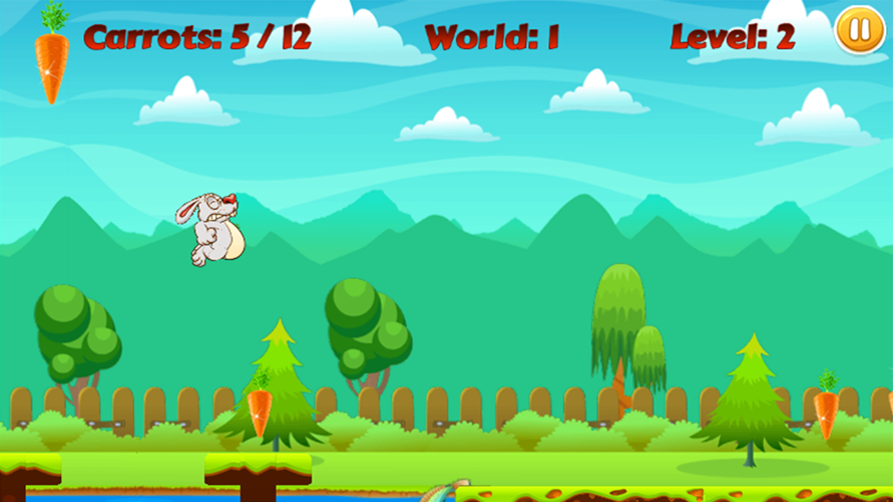 Bunny Run- screenshot