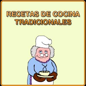 Recetas de cocina trad. DEMO