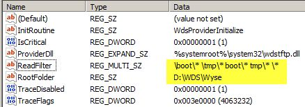 PXE Booting a Wyse zero client, Part 2 - Derek Seaman's IT Blog