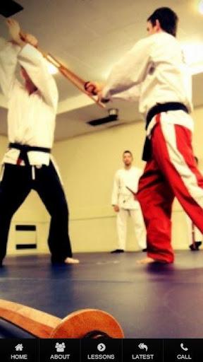Ju Jitsu Self Defence