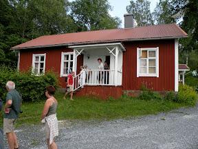 Missionshus i Bengtstorp