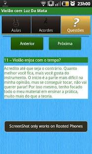 Violão com Luz Da Mata- screenshot thumbnail