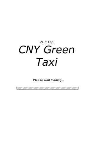 CNY Green Taxi Service