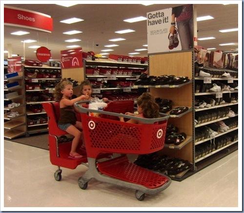 Winkelwagen Target