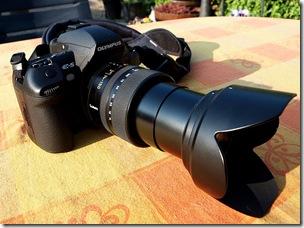 E-5 met Leica 14 150mm en slings strap 2