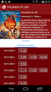 Cinemark Colombia - náhled