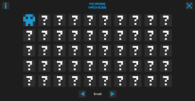 Screenshot of Picross Madness