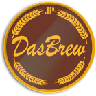 Logo of DasBrew Buxom Blonde