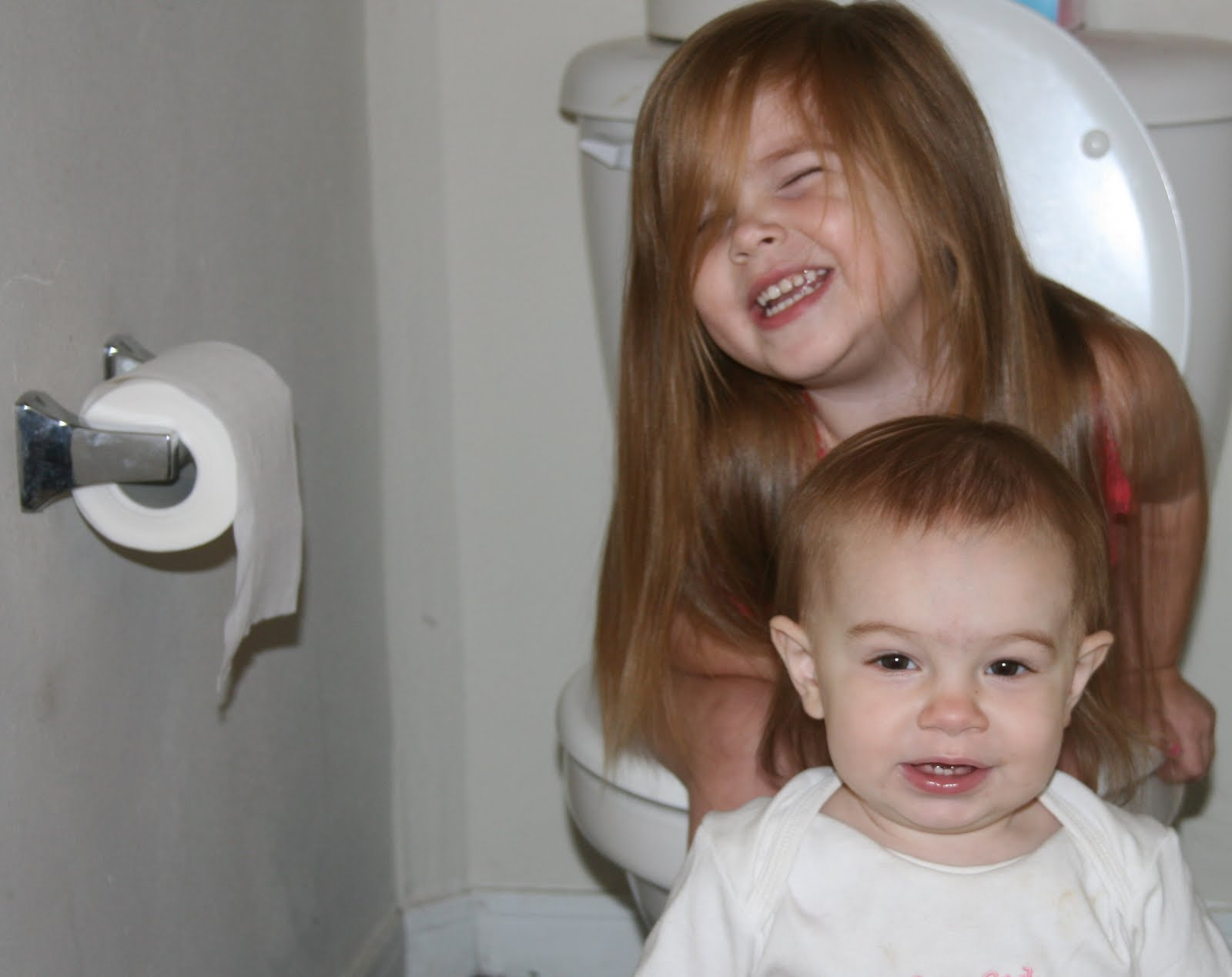 The Orf Family: Potty Time!