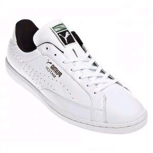 Or Brillant M¨¦tallique Noir Set Blanc Puma Sneakers Match 0NOym8wvn